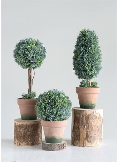 Warm Design Yapay Çalı  Yeşil